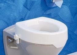 Toaletní nástavec MOLETT bez poklopu