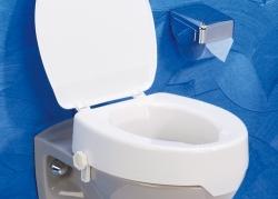 Toaletní nástavec MOLETT s poklopem